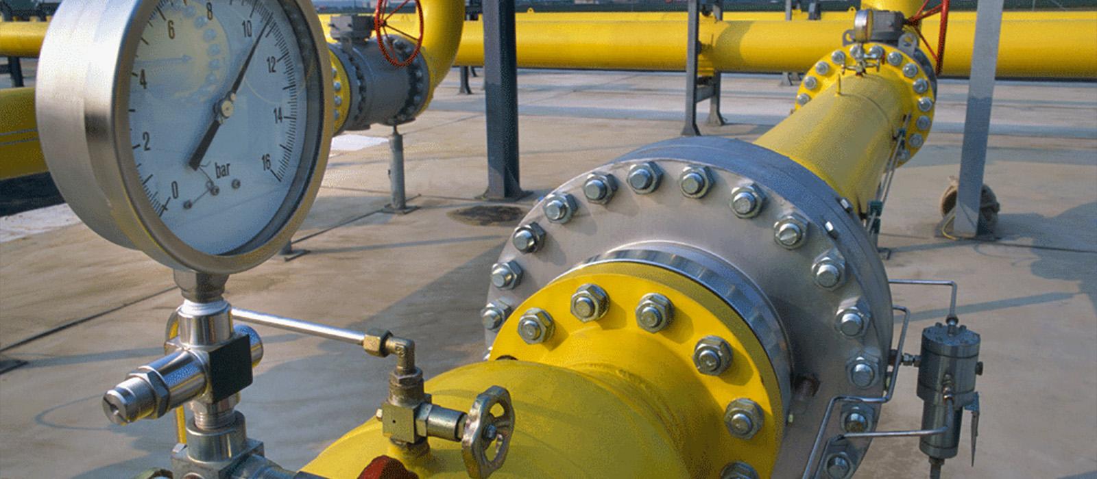 Gas Piping & Plumbing